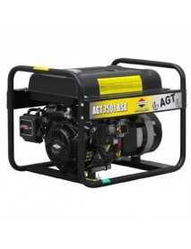Generator de curent AGT 7501 BSBSE  6,4KVA cu motor Briggs&Stratton