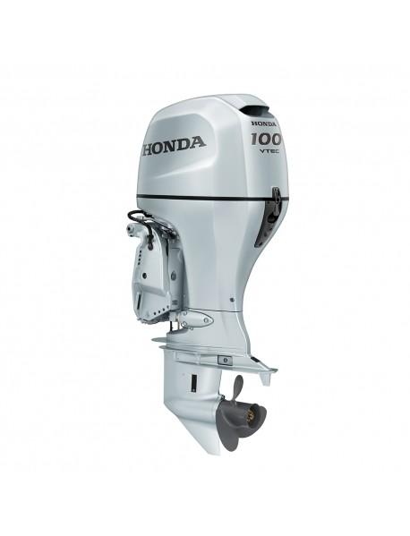 Motor de barca Honda BF100 LRTU, cizma lunga, 100 CP
