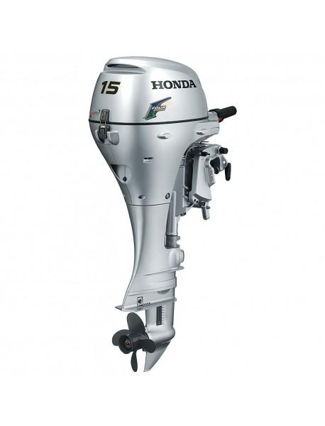Motor de barca Honda BF15 LRTU, cizma lunga, 15 CP