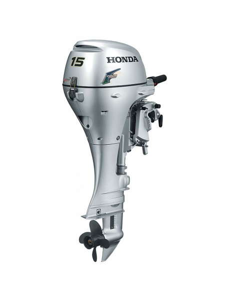 Motor de barca Honda BF15 SRU, cizma scurta, 15 CP