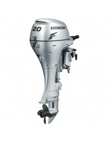 Motor de barca Honda BF20 SHGU, cizma scurta, 20 CP