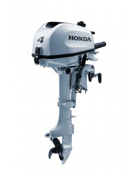 Motor de barca Honda BF4 LHNU, cizma lunga, 4 CP