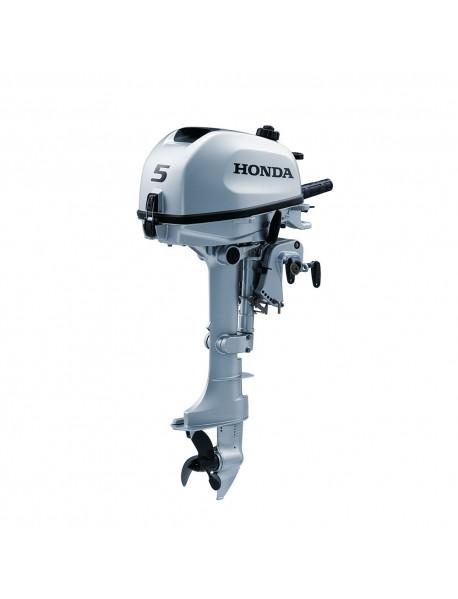 Motor de barca Honda BF5 SHNU, cizma scurta, 5 CP