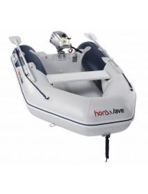 Barca pneumatica cu podina de inalta presiune Honda Honwave T24-IE2, 2.40 metri