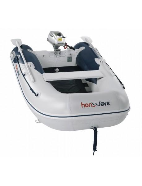 Barca pneumatica cu podina segmentata Honda Honwave T25-SE2, 2.5 metri