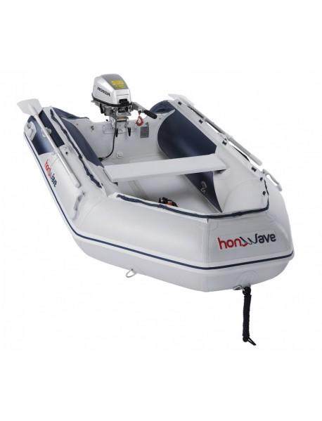 Barca pneumatica cu podina de inalta presiune Honda Honwave T27-IE2, 2.67 metri