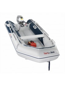 Barca pneumatica cu podina de inalta presiune Honda Honwave T38-IE2, 3.76 metri