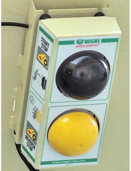 Tocator de crengi R335TPN-M
