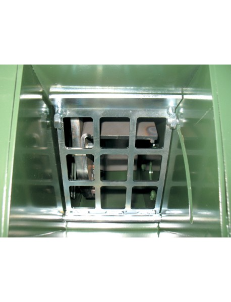 Tocator de crengi R185EHP15 cu motor electric trifazic