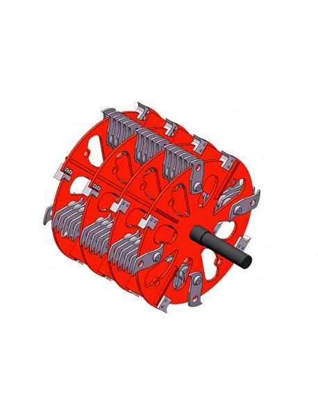 Tocator de crengi R335BK38ON-M