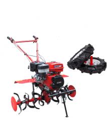 Motocultor  energo 13cp H105 + roti cauciuc 5.00-12 cilindree 389cm3