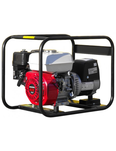 Generator de curent AGT 2501 HSBSE 2,2KVA cu motor Honda