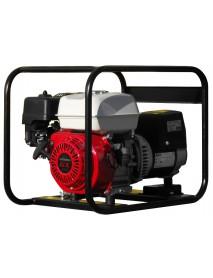 Generator de curent  AGT 3501 HSBSE 3KVA motor Honda