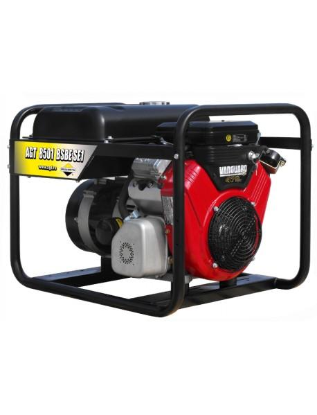 Generator de curent  AGT 8501 BSBE SE1 7,5KVA ,cu pornire electrica si motor Briggs&Stratton