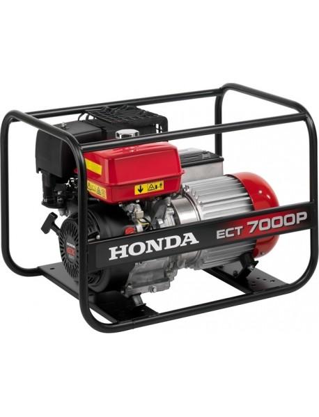 Generator de curent trifazat Honda ECT7000P1,cu AVR ,putere 6500W