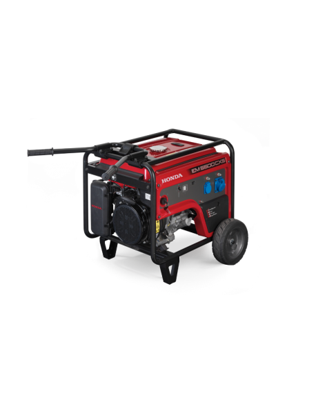 Generator de curent monofazat Honda EM5500 CXS2 cu AVR,cu motor GX390