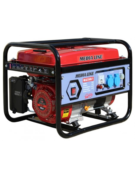 Generator de curent monofazat Media Line MLG 2500/1