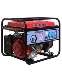 Generator de curent monofazat Media Line MLG 6500/1