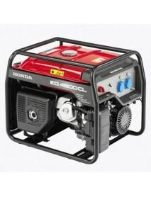 Generator de curent monofazat Honda EG4500CL,cu motor GX390 si AVR