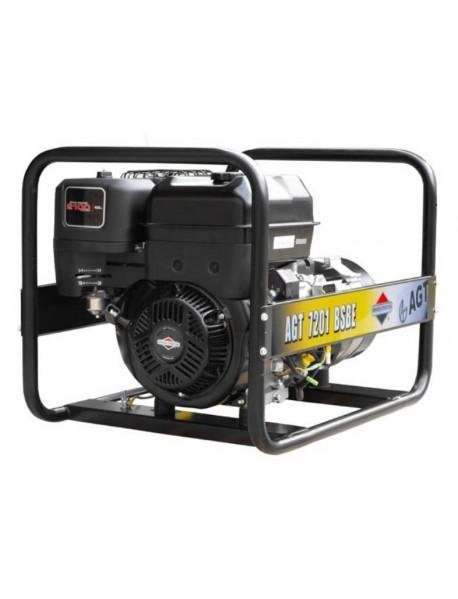 Generator de curent AGT 7201 BSBESE 6,1 KVA  cu pornire electrica si motor Briggs&Stratton