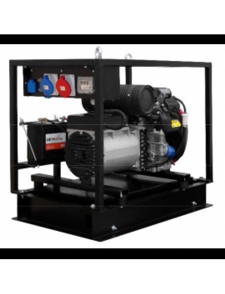 Generator de curent trifazat AGT 14503 HSBE PUTERE 16KVA cu pornire electrica si motor honda