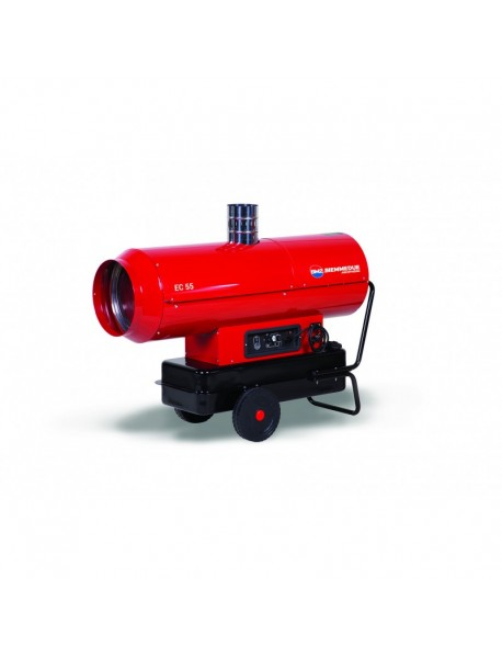 Generator de aer cald Biemmedue cu ardere indirecta EC 55