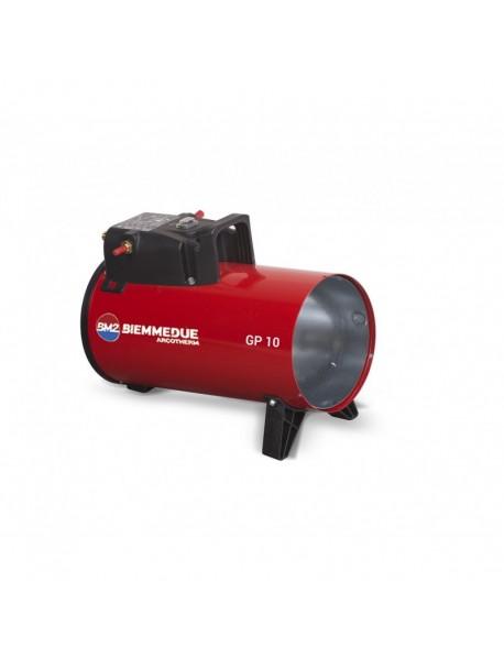 Generator de aer cald Biemmedue cu ardere directa pe gpl GP-M10