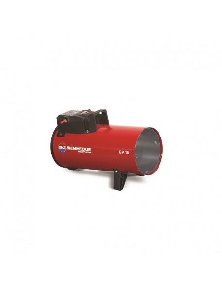 Generator de aer cald Biemmedue cu ardere directa pe Gpl GP-M18