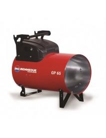 Generator de aer cald Biemmedue cu ardere directa pe gpl GP-M65