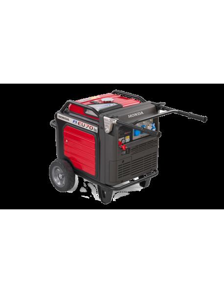 Generator de curent monofazat Honda  EU70IS-GT,cu motor GX390