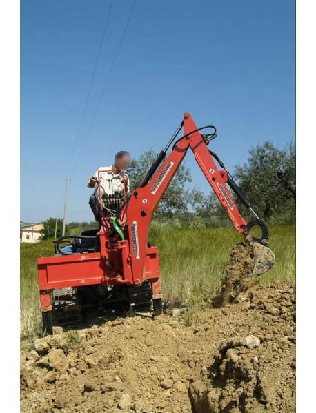 Retro Excavator pentru tractor model F19 ,latime cupa 30cm
