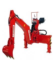 Retro Excavator pentru tractor model F36,latime cupa 50cm