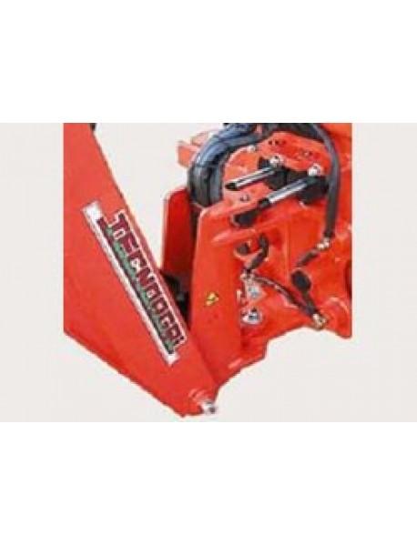 Retro Excavator pentru tractor model E36,latime cupa 50cm