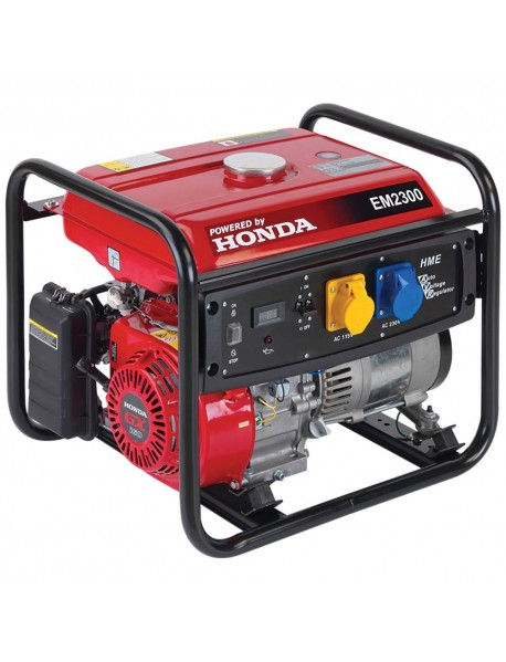 Generator de curent monofazat Honda EM2300,cu motor GX160