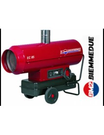 Generator de aer cald Biemmedue cu ardere indirecta EC 85
