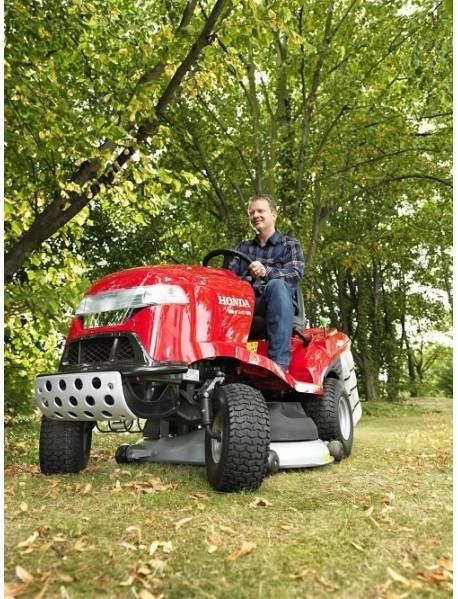 Tractoras de gazon Honda HF2417K4-HME,latime de lucru 102cm,cu motor GCV530