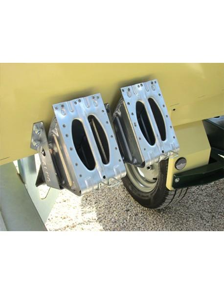 Tocator de crengi R280TN pentru tractor
