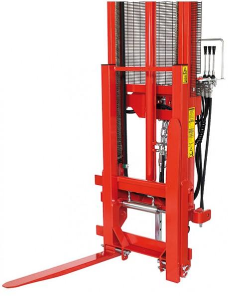 Stivuitor hidraulic pentru tractor Eco 1815 capacitate de ridicare 1500kg