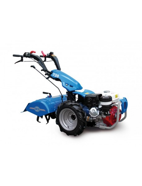 Motocultivator BCS 728 PS, freza 66cm, 3 viteze in fata 3 in revers,  frana de lucru si parcare, freza 66 cm, motor HONDA GX270 6,3 KW