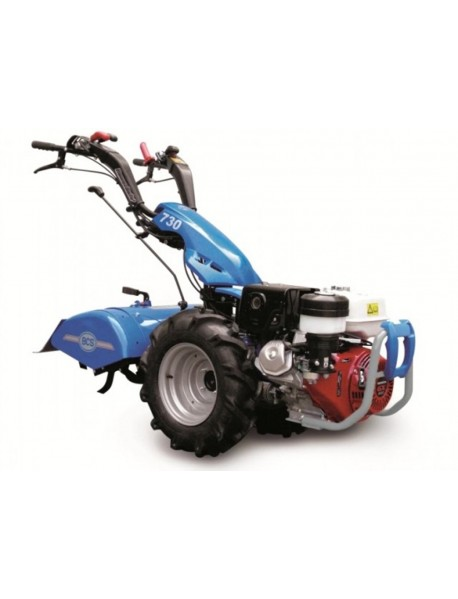 Motocultivator BCS 728 PS Alpina, 3 viteze in fata, 3 in revers, freza 52 cm, motor HONDA GX270 ALPINA