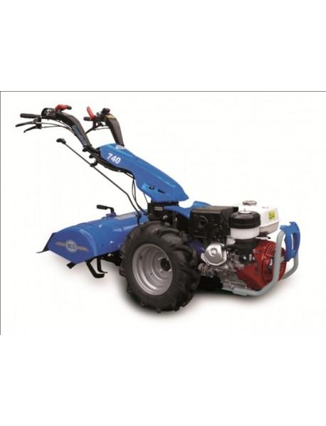 Motocultivator BCS 738 PS GX340, freza 80cm, 3 viteze in fata 3 in revers, inversor rapid al sensului de mers,  freza 80cm, motor HONDA GX340 8 KW
