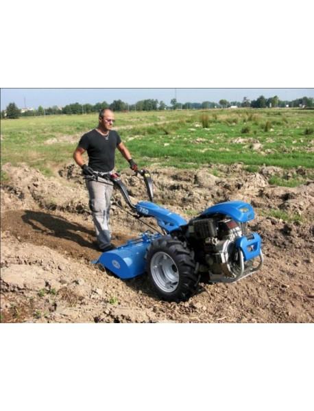 Motocultivator BCS 740 PS Alpina cu freza 80cm, 3 viteze in fata, 3 in revers, ambreaj hidraulic, motor Hoda GX390 8,7 KW