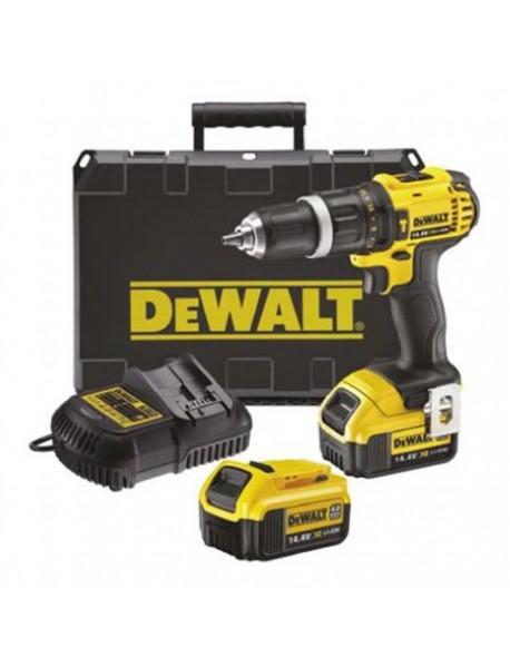 Masina de gaurit Dewalt compact Hammer DCD737M2, diametru maxim de gaurire: beton: 13 mm, lemn: 35 mm, metal: 13 mm