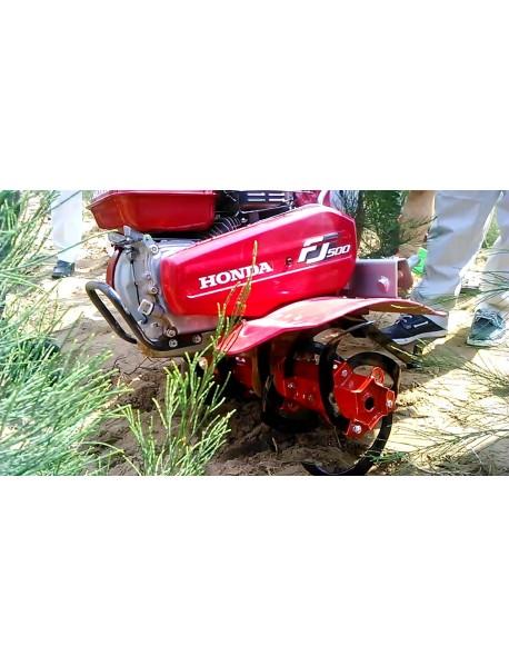 Motosapa Honda FJ500-SER ,latime lucru 80cm ,motor GX160,fara roata de transport