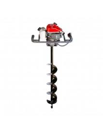 Foreza de pamant Efco TR1551 cu burghiu de 20 cm, putere: 2.1 HP - 1.6 kW, capacitate cilindrică: 50.2 cm³
