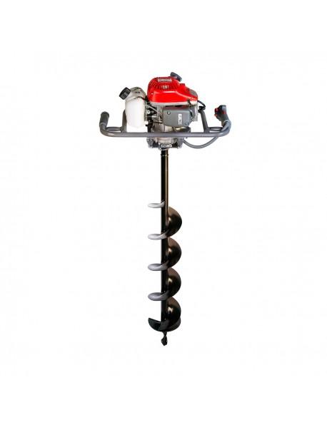 Foreza de pamant Efco TR1551 cu burghiu de 10 cm, capacitate cilindrică: 50.2 cm³, putere: 2.1 HP - 1.6 kW