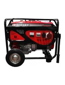 Generator Rotakt ROGE8500T, trifazic 7.8 KW  motor 15CP