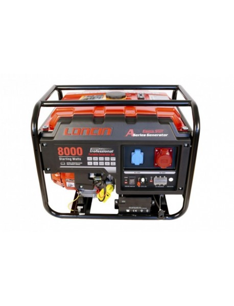 Generator Loncin 7KW 380V A Series LC8000D-A