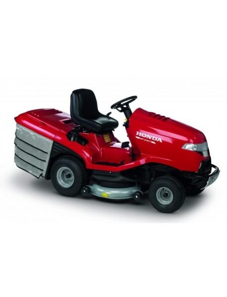 Tractoras de gazon Honda HF2417K4-HTE , descarcare electrica  sac colector, latime de lucru 102cm