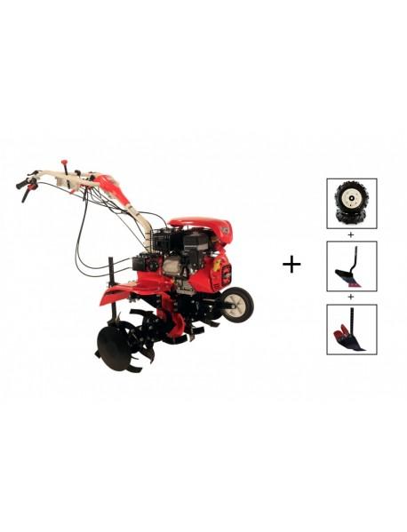 Motocultor LONCIN LC1200 (3+1) 8CP cu roti +plug+rarita
